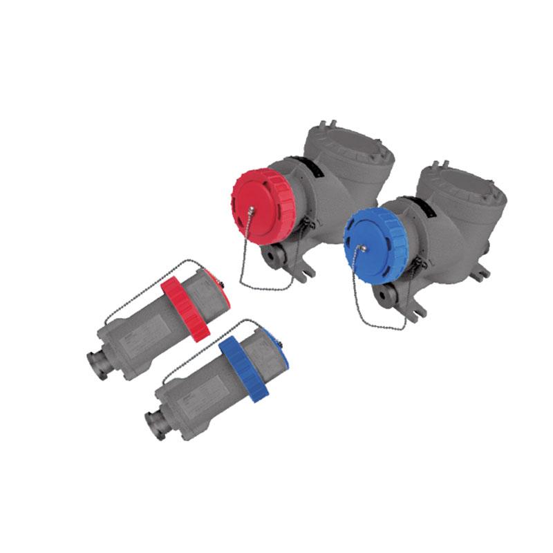 Взрывозащита розетка штепсель MOLT03